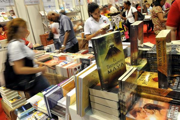 La Feria Internacional del Libro de Panamá se realizará del 19 al 22 de agosto próximo .
