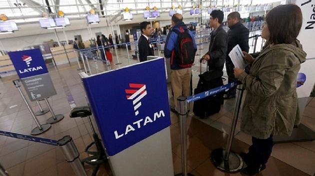 LATAM registró pérdidas en su resultado operacional, equivalente a 355,7 millones de dólares. EFE