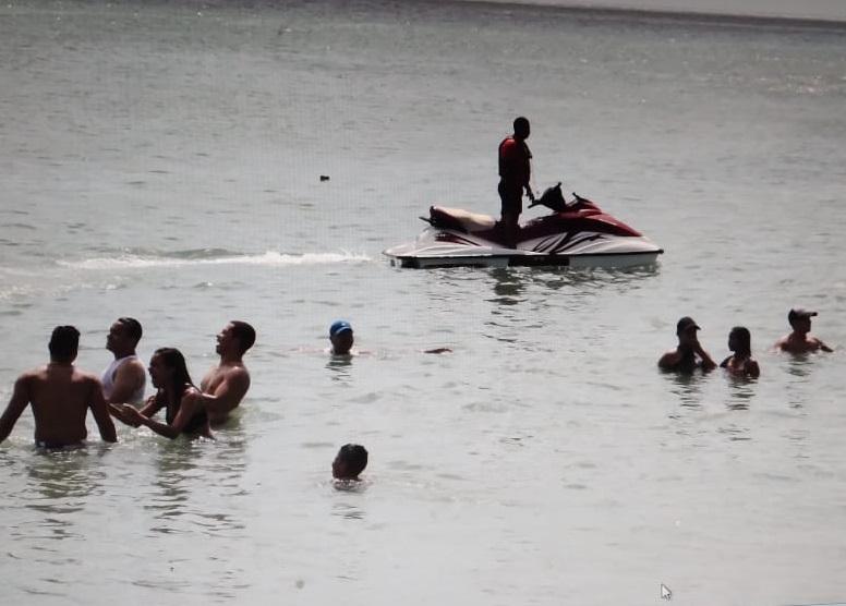 La cifra de visitantes a las playas de San Carlos y Chame aumenta cada mes. Foto: Eric A. Montenegro