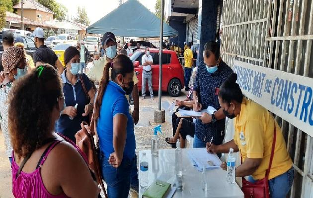 Los interesados en inscribirse en Realizando Metas podrán acercarse al Tribunal Electoral el próximo 16 de mayo. Foto: Melquiades Vásquez
