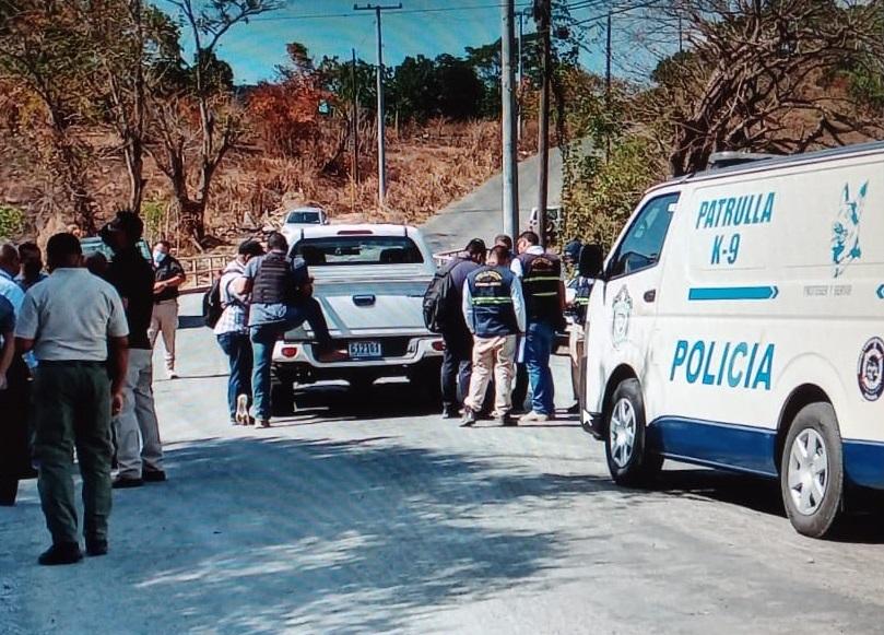 En total son 9 personas implicadas en este intento de secuestro en Playa Leona, La Chorrera. Foto: Eric A. Montenegro