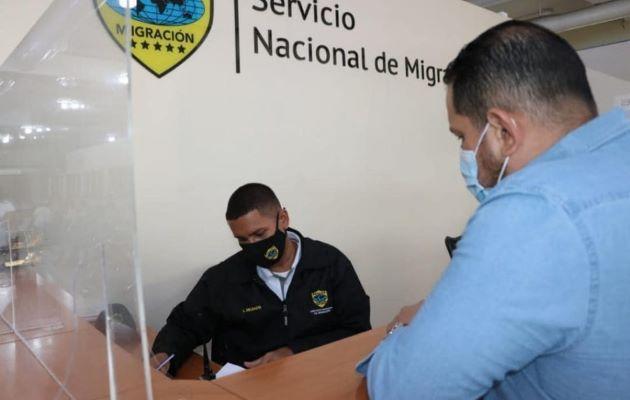 Migración advierte que seguirá sancionando a extranjeros que incumplan normas migratorias. Foto: Cortesía SNM