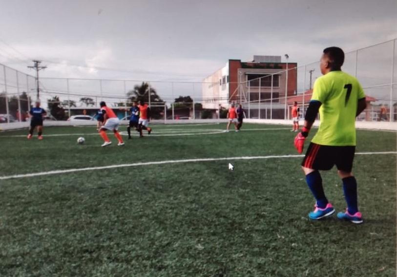 """El Minsa está entregando un """"visto bueno"""" a los dirigentes deportivos para reiniciar actividades. Foto: Eric A. Montenegro"""