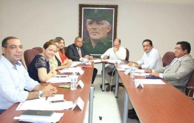 El CEN del gobernante PRD será renovado en los próximos meses. Foto: Cortesía PRD