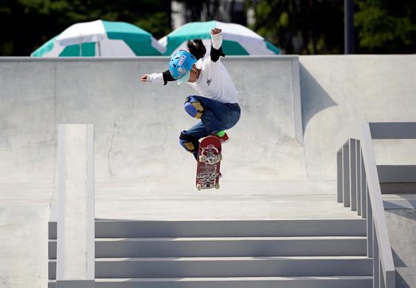 El skate o monopatín se estrenará en Tokio con dos pruebas de medalla masculinas y femeninas.
