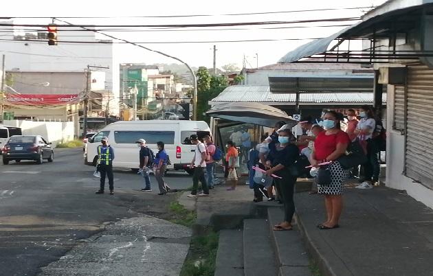Los corregimientos de La Chorrera que han registrado más de 20 casos son: Barrio Balboa, Puerto Caimito y Barrio Colón. Foto: Eric Montenegro