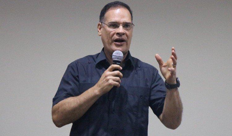 Pedro Miguel González, secretario general del PRD desde 2016, mantiene afinidad con gobiernos de izquierda, como el de Venezuela, Foto: Internet