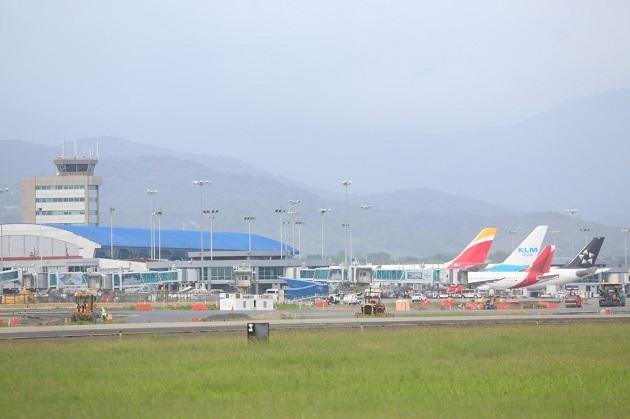 Entre enero y abril de 2021 el Aeropuerto Internacional de Tocumen registró un total de 20,780 operaciones aéreas. Foto: Cortesía