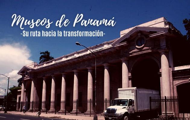 El Museo Antropológico Reina Torres de Araúz tiene 24 años cerrados al público. Foto: Víctor Arosemena