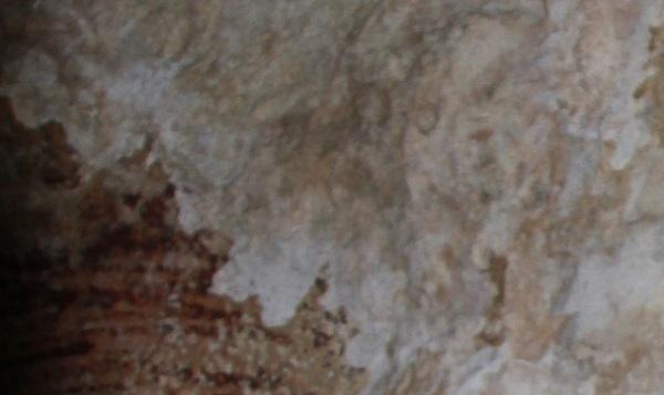 Las pinturas de arte rupestre de las cuevas de la isla indonesia Célebes, también conocida como Sulawesi, están desapareciendo por efecto del cambio climático.