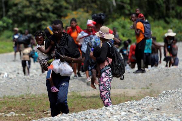 El tema de los migrantes irregulares es un problema regional.