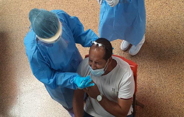 El informe del Minsa destaca que unos 361,111 pacientes de covid-19 se han recuperado. Foto: Archivo