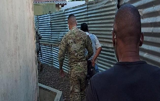 Dos costarricenses y un nicaragüenses se mantendrán detenidos por  el delito de narcotráfico. Foto[ Mayra Madrid