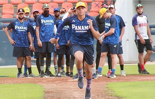 Jugadores en los entrenamientos: Foto:Fedebeis