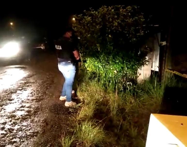 La Policía Nacional mantiene operativos para tratar de dar con los sicarios. Foto: Diómedes Sánchez S.