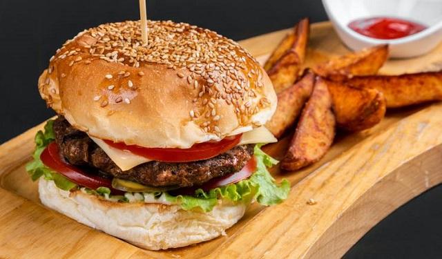 Las hamburguesas son muy populares en Estados Unidos. Foto: Ilustrativa / Pexels
