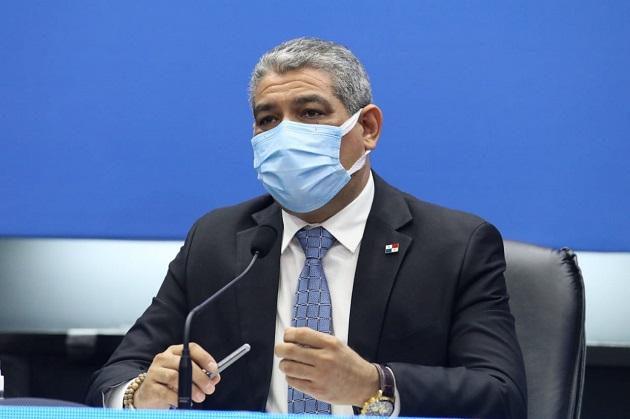 Ministro de Salud, Luis Francisco Sucre. Foto: Archivo