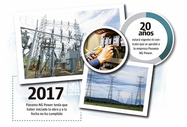 Panamá no cuenta ni produce gas natural, por lo que el estratégico, sector eléctrico queda dependiendo de un suministro exterior y de su cadena de almacenaje y proceso.