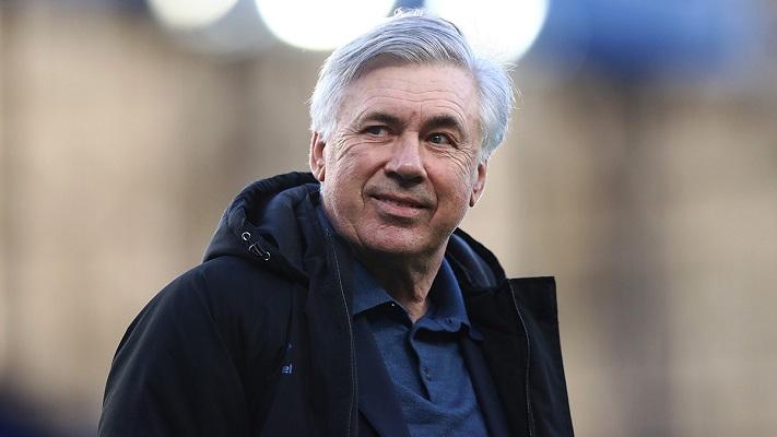 El técnico italiano, de 61 años, ganó en su primera etapa como entrenador madridista cuatro de los nueve títulos que disputó. Foto: Cortesía @realmadrid