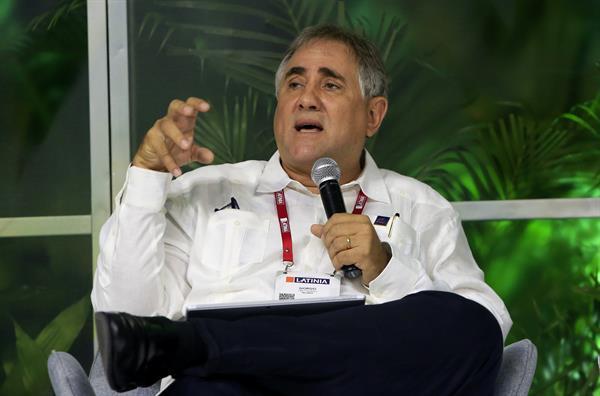 El secretario general de la Federación Latinoamericana de Bancos (Felaban), Giorgio Trettenero. Foto: EFE