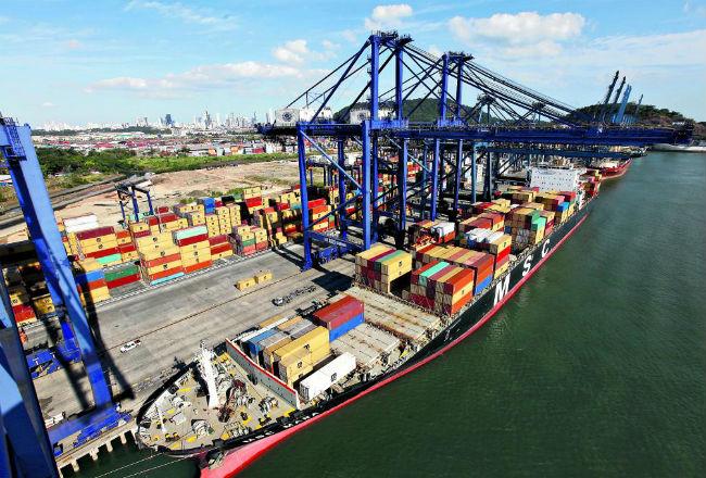 Panama Port Company