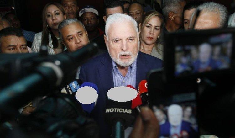 El expresidente Ricardo Martinelli ha denunciado internacionalmente los abusos cometidos en su contra. Foto: Archivo