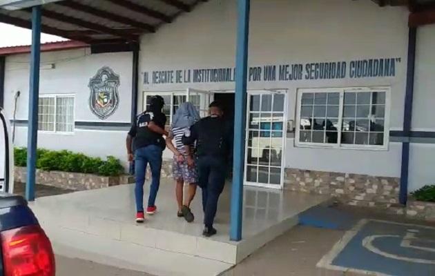 El hoy imputado fue detenido el pasado 4 de junio en una residencia en el sector de la Once de Octubre. Foto: Eric Montenegro