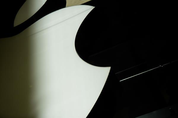 Fotografía del logotipo de Apple en Sídney (Australia). Foto:EFE
