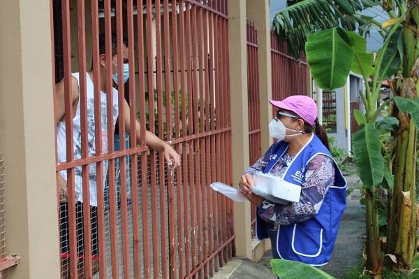 Autoridades abogan por medidas de bioseguridad. Foto: Cortesía Minsa