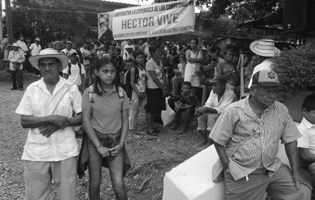 En el 2018, en Veraguas recordaron al sacerdote colombiano Héctor Gallego, secuestrado por la Guardia Nacional panameña la noche del 9 de junio de 1971. Foto: Archivo. Epasa.