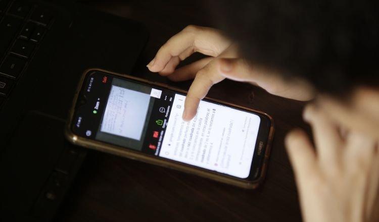 La educación virtual y a distancia no está siendo suficiente. Foto: EFE