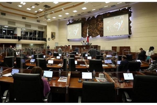 El documento fue aprobado por la Asamblea Nacional. Foto: Cortesía Asamblea Nacional