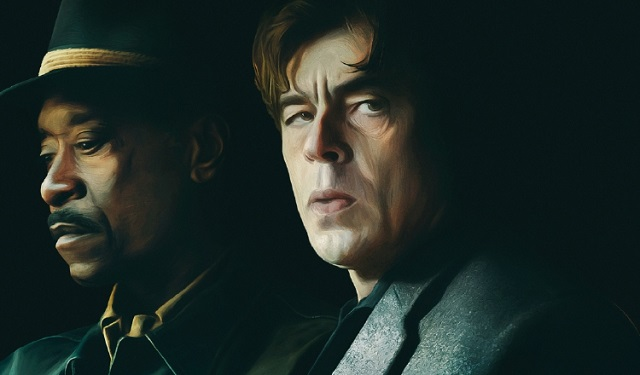 Don Cheadle y Benicio Del Toro. Foto: Cortesía / HBO MAX