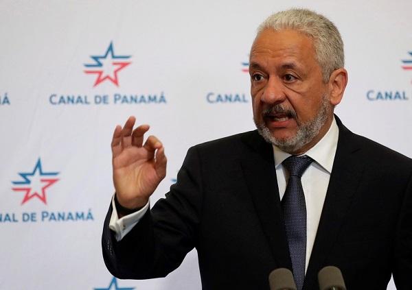 Ricaurte Vásquez fue designado administrador de la Autoridad del Canal de Panamá por un periodo de siete años, a partir de septiembre de 2019. Foto: EFE
