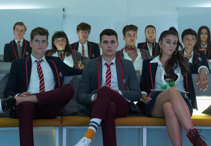 Imagen cedidas por Netflix de la nueva temporada. EFE
