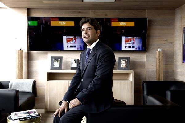 El empresario mexicano Manuel Arroyo. Foto: EFE