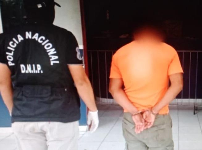 El presunto homicida tiene 27 años de edad. Foto: Mayra Madrid