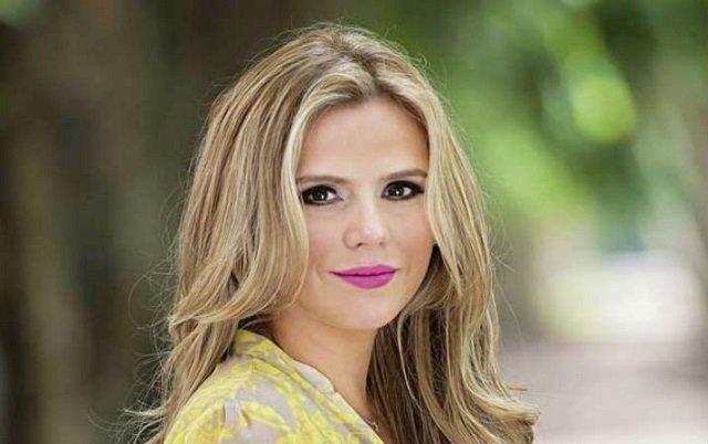 María Pía Zubieta. Instagram