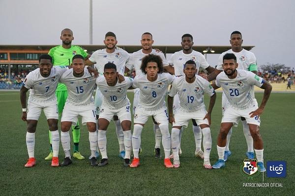 Equipo de Panamá. Foto: Cortesía Fepafut