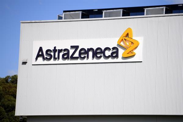 Sede de la farmacéutica AstraZeneca en Sidney, Australia. EFE
