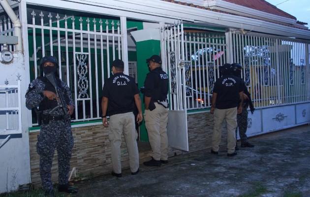 Fiscales realizaron 14 diligencias de allanamiento. Foto: Eric Montenegro