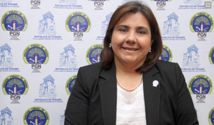 Ruth Morcillo, fiscal anticorrupción del Ministerio Público, recibe duros cuestionamientos. Foto: Archivo