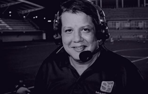 Fallece periodista Rubén Pinzón. Foto: Redes Sociales
