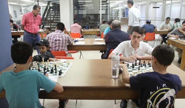 Jugadores de experiencia y nuevas promesas han brillado durante la competición. Foto: Cortesía Federación de Ajedrez