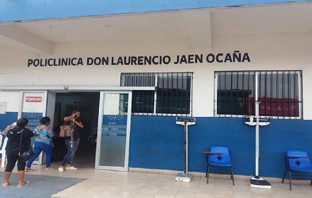 Daniel Castro Santos de 47 años falleció en las instalaciones del hospital Don Laurentino Jaén Ocaña. Foto: Diomedes Sánches