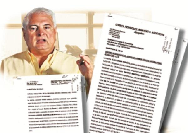 Son dos delitos por los cuales se busca enjuiciar a Ricardo Martinelli Berrocal, los cuales están prescritos.