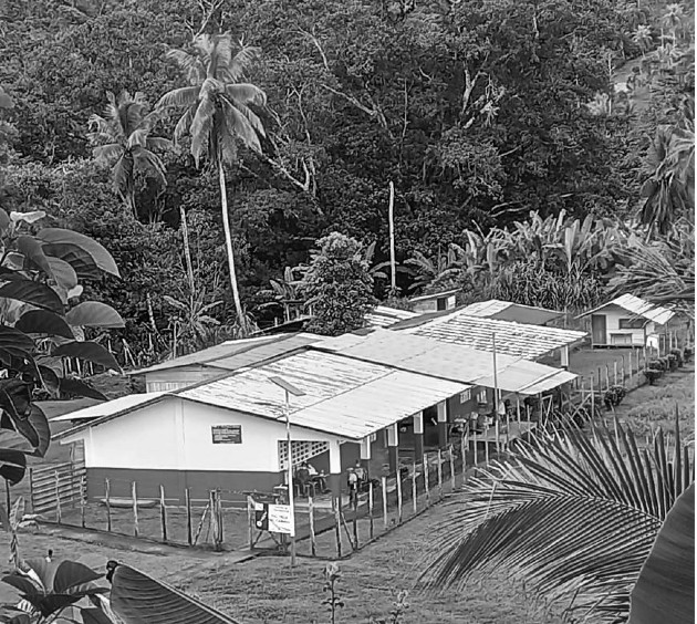 Comunidad de Villa del Carmen. Foto: Cortesía del autor.