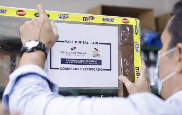 El Gobierno extiende el vale digital de forma condicionada hasta diciembre. Foto: Archivo