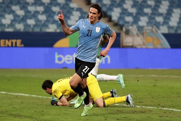 Uruguay acumula con este resultado 4 puntos en el grupo A de la Copa América. Foto: EFE