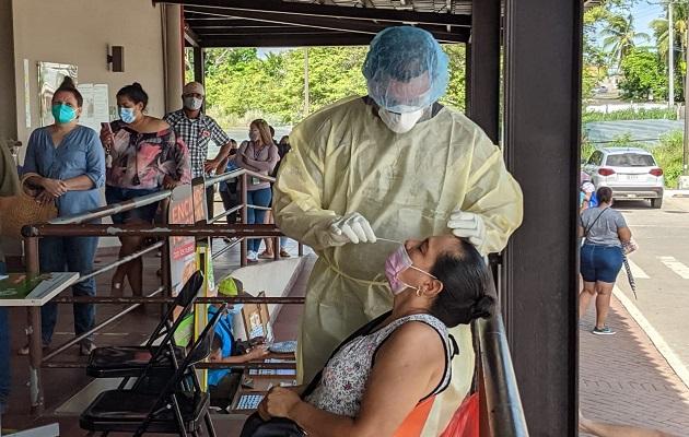 Panamá mantiene una férrea vigilancia epidemiológica. Foto: Cortesía Minsa